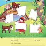 Library Children's Join the Library Fairy Tales Leaflet with form WITHOUT BLEED
