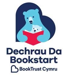 Booktrust Cymru Logo