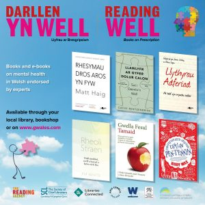 Welsh language Reading Well books