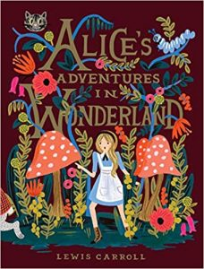 Book Cover of Alice's Adventures in Wonderland