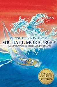 Llun clawr Kensuke's Kingdom gan Michael Morpurgo