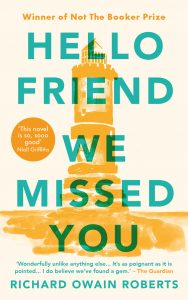 Book Cover of Hello Friend We Missed You