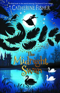 Book cover of The Midnight Swan