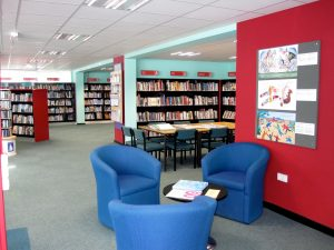 Abergele Library