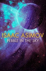 Book cover of Pebble in the Sky