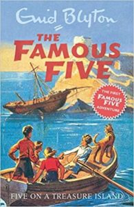 Book cover of the Famous Five