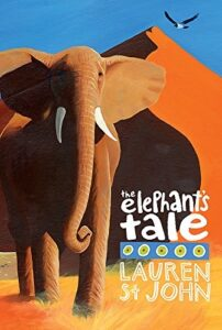 Book Cover image of The Elephant's Tale