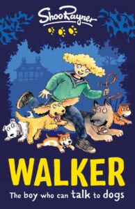 Book Cover for Walker The Boy who can talk to dogs