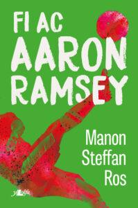 Llun clawr Fi ac Aaron Ramsey