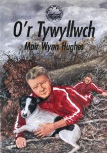 Llun clawr O'r Tywyllwch gan Mair Wyn Hughes