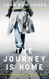 Book cover The Journey is Home