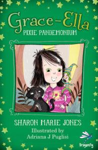 Cover image of Grace Ella Pixie Pandemonium