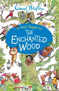Cover image of The Enchanted Wood
