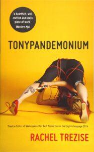 Book cover of Tonypandemonium